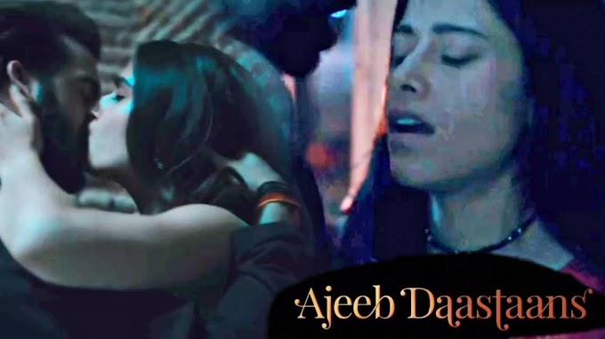 Fatima Sana Shaikh sexy scene - Ajeeb Daastaans (2021) HD 720p