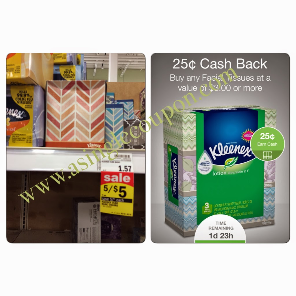 Facial Tissue Coupons 107