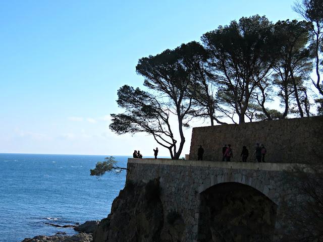 Cami de Ronda, S'Agaró, Catalonia
