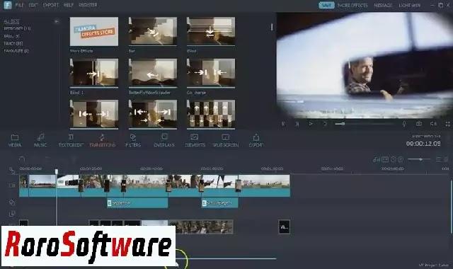 تحميل برنامج المونتاج Wondershare Filmora 9.4.7 النسخة كاملة
