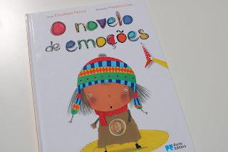 """O livro """"O Novelo de Emoções"""""""