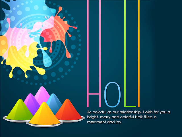 Slogans on Holi Festival in English Images Pictures Pics Photos