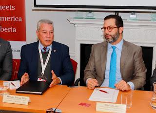 El Gobierno y Cámara de Comercio de Santo Domingo promueven en Londres inversión en RD