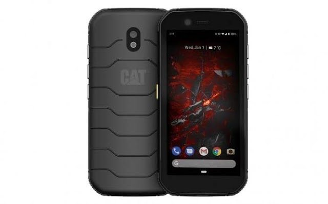 Cat S32 Rugged Phone Launched With MIL-STD-810G