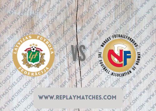Latvia vs Norway -Highlights 04 September 2021