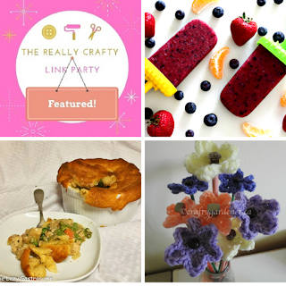 http://keepingitrreal.blogspot.com/2018/07/the-really-crafty-link-party-129-featured-posts.html