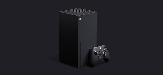 جهاز Xbox Series X.