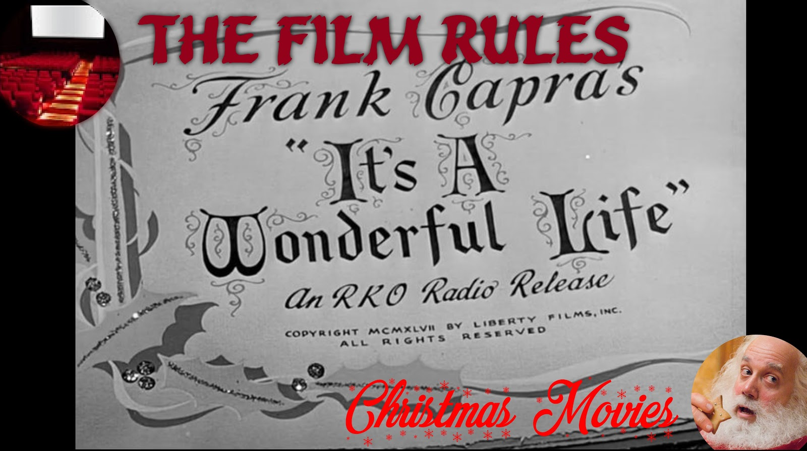 The Film Rules Christmas Movies It 39 S A Wonderful Life 1946