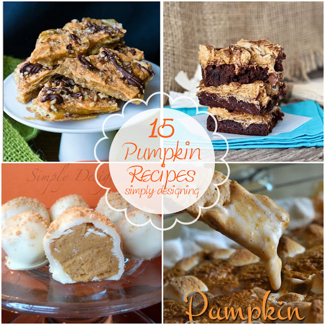 15 Scrumptious and Unique Pumpkin Recipes | #pumpkin #pumpkinrecipes #recipe