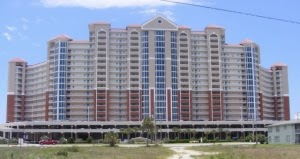 Lighthouse Condominium, Gulf Shores Alabama,  For Sale, Beachfront 2 BR