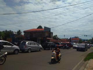 H + 5 Idul fitri 2018 Begini Kondisi Jalur Lintas Sumbar Riau Di Payakumbuh