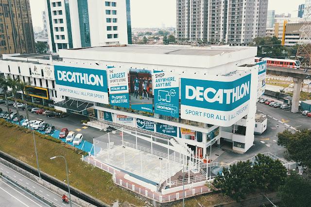 Decathlon USJ branch, Malaysia