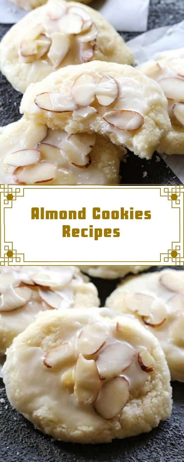 Almond Cookies Recipes