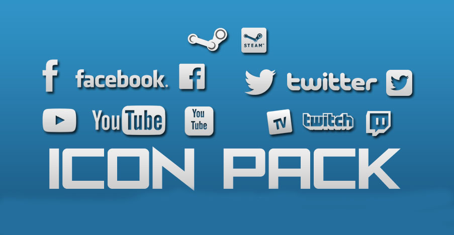 Social Media Sharing Button Pasd Free Download.