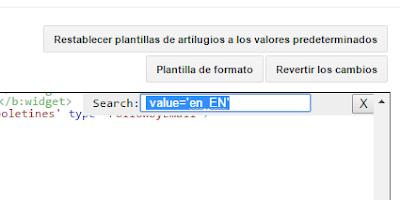 Cómo Poner FeedBurner en Español 5