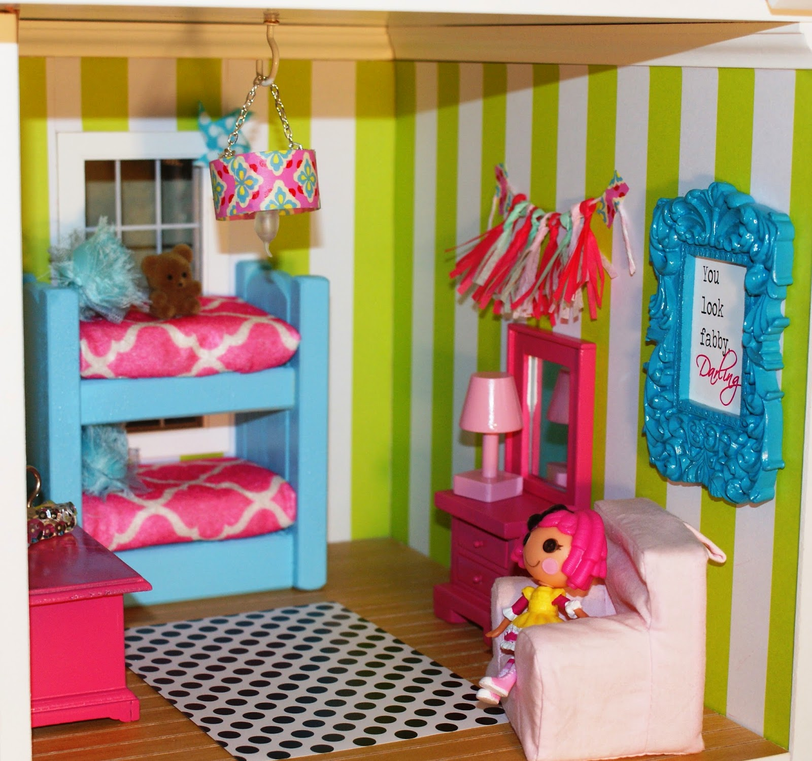 Pottery Barn Kids Doll High Chair Jessica Charles Chairs Paperdoll Designs The Dollhouse Makeover Girl 39s Room