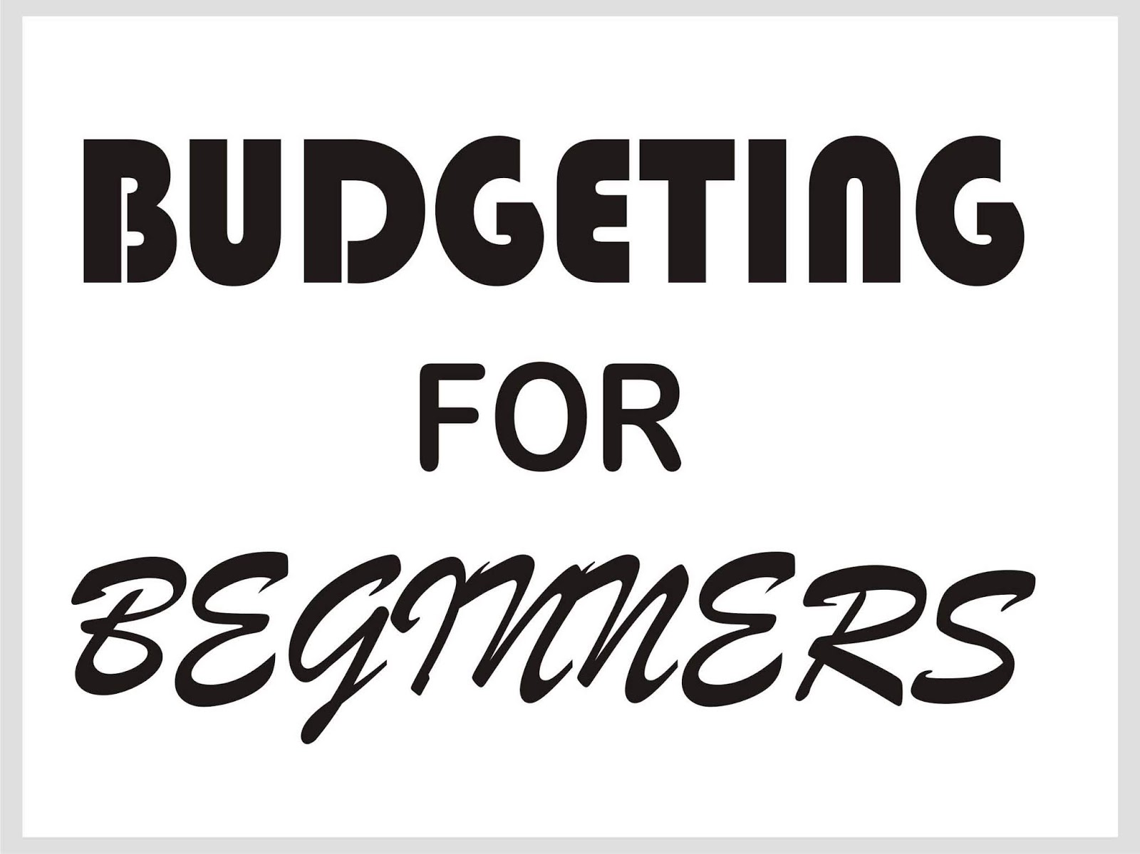 Budgeting for Beginners: Cash Envelope System | Weekly Paycheck