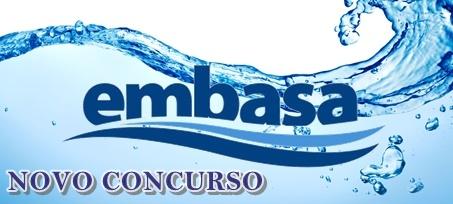 Concurso Embasa-ba edital está para 2019