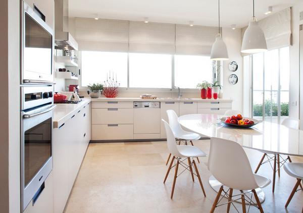 10 model Desain Kombinasi Dapur dan Ruang Makan Modern