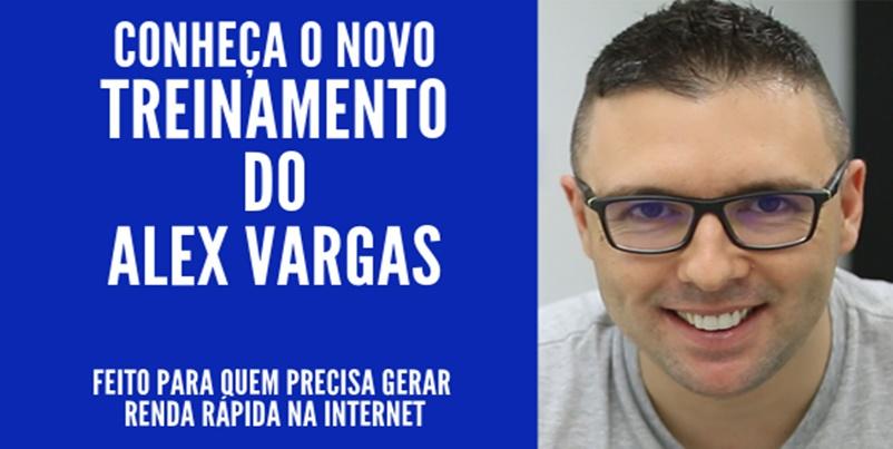 Curso Alex Vargas Grátis