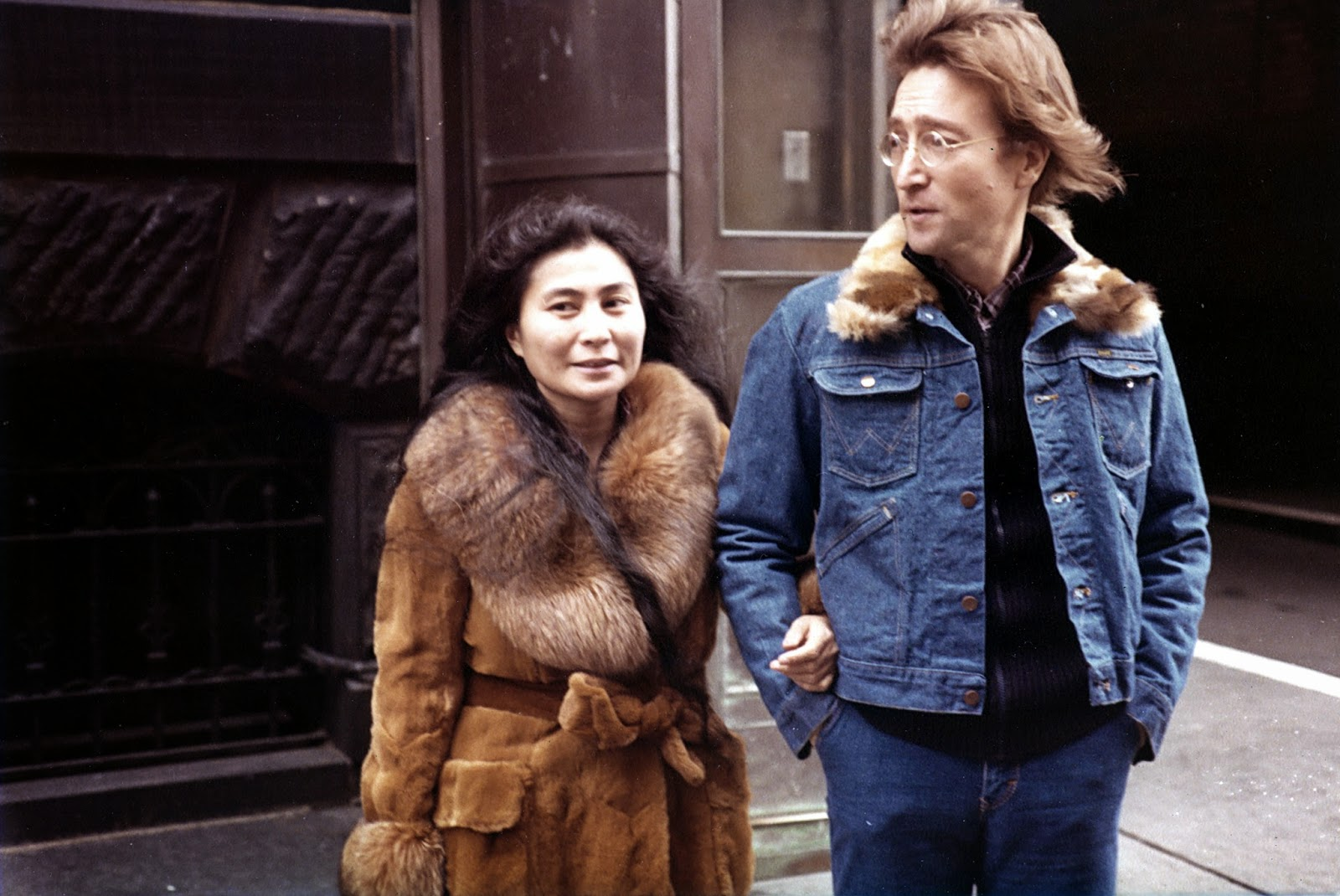 These Candid Snapshots Of John Lennon On The Streets Taken