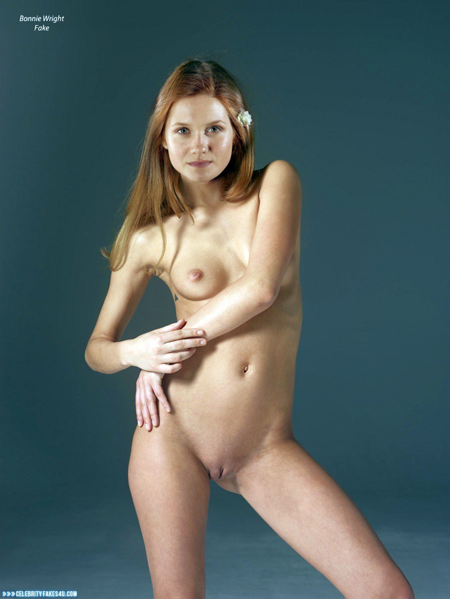 Bonnie Wright Nude Leaked