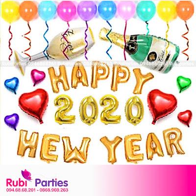 bong happy new year hpny19