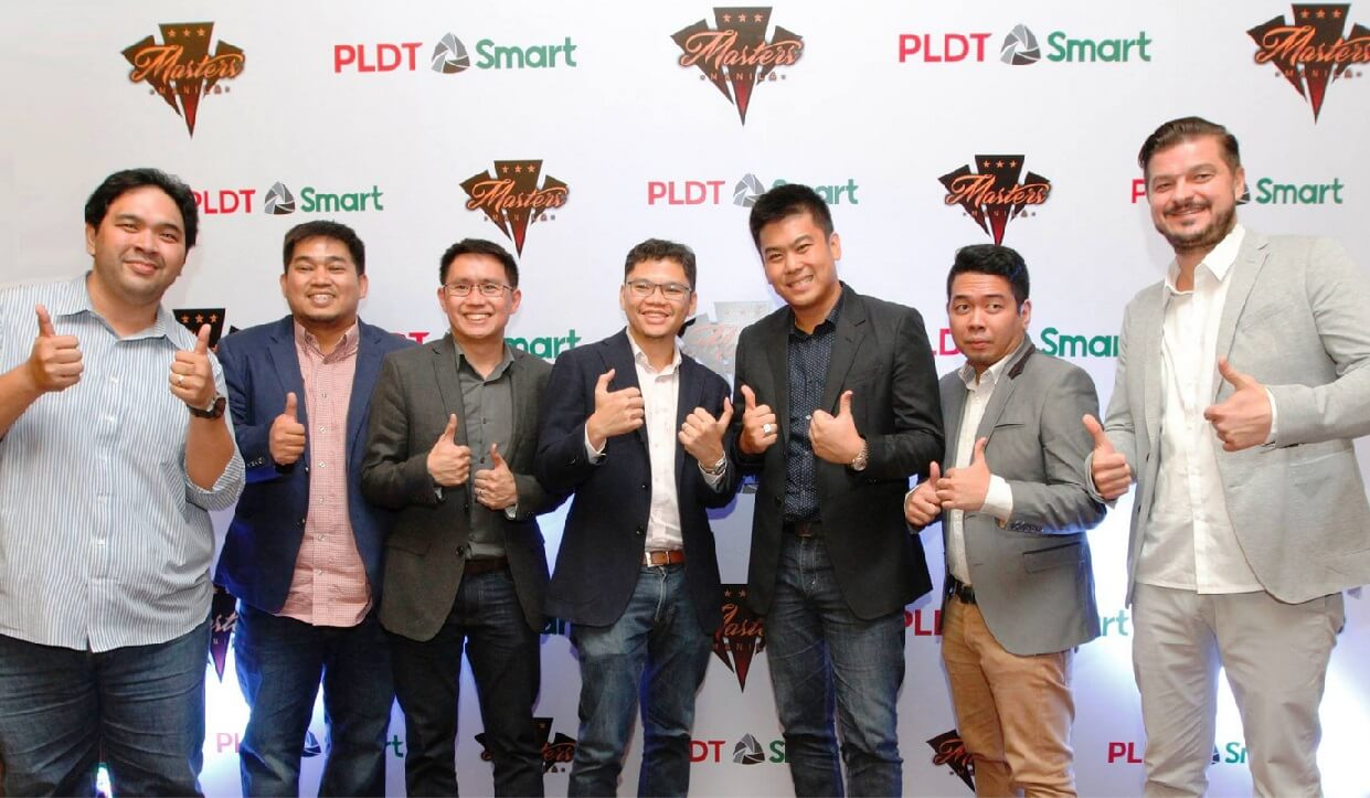 PLDT and Smart Powered Manila Masters 2017, the Country's Biggest Esports Event