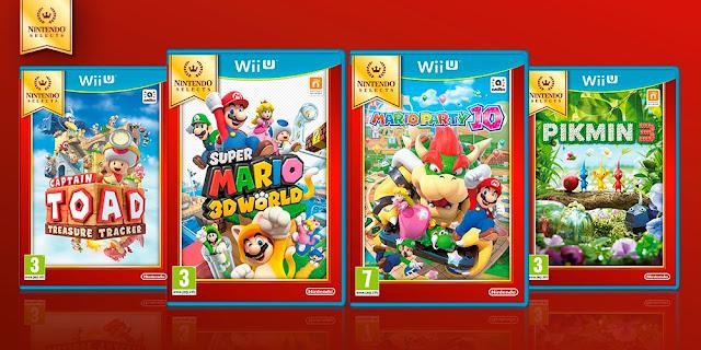 Nintendo comparte un nuevo vídeo de los próximos Selects para Europa