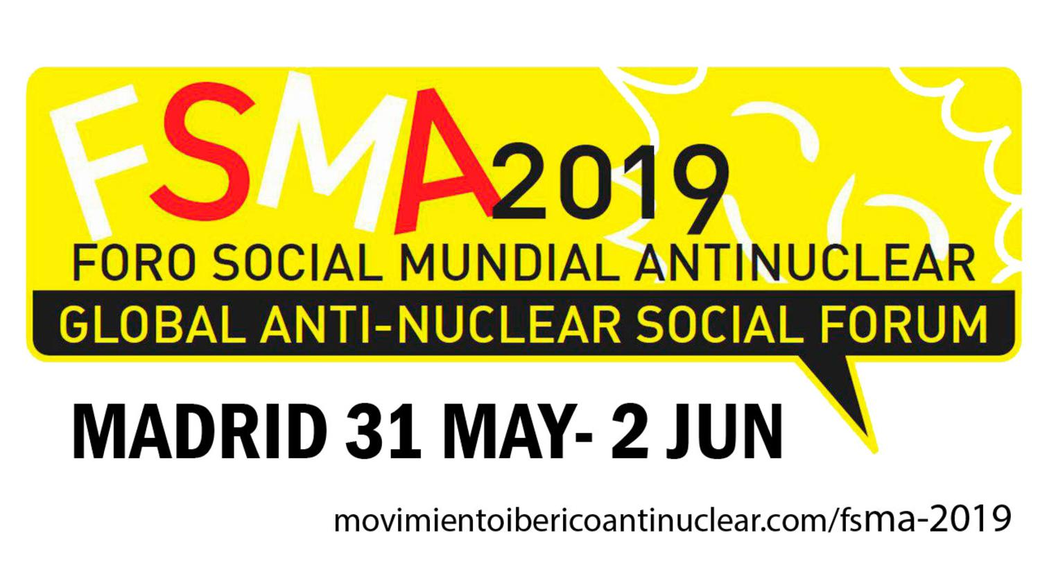 Foro Social Mundial Antinuclear