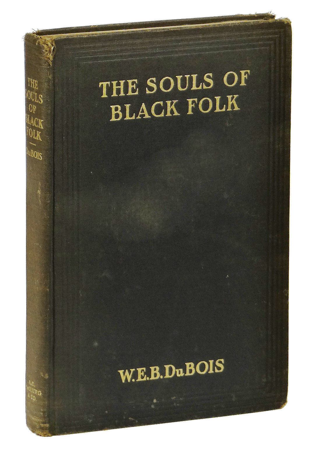 an analysis of the veil in souls of black folk by w e b du bois The problem of the twentieth century is the problem of the color-line few sentences have proven as prophetic as this one, taken from the first paragraph of web du bois' the souls of black folk, published in 1903.