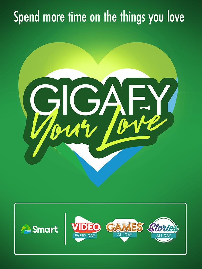 Smart unveils GIGA VIDEO, GIGA VIDEO+, GIGA GAMES, and GIGA Stories data promos