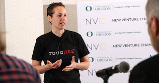 Stacey Gose, founder of Tougher