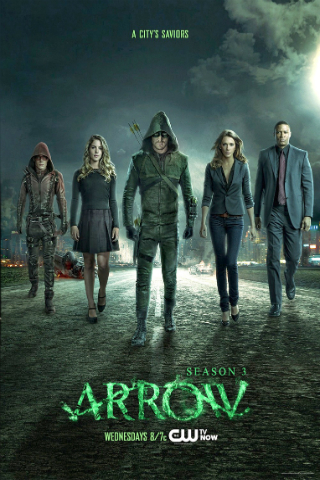 Arrow [Temporada 3] [2015] [DVDR] [NTSC] [Subtitulado]