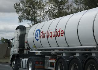 action Air Liquide detachement dividende 2021