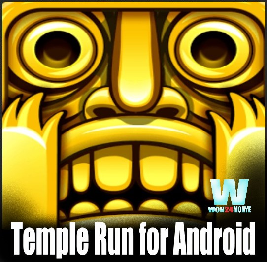Temple Run is a light and full version for Android