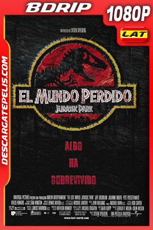 Jurassic Park: El mundo perdido (1997) BDrip 1080p Latino – Ingles