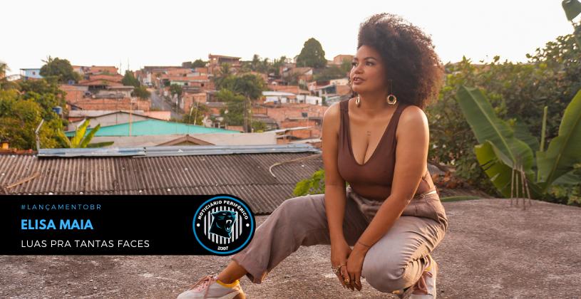 """A cantora amazonense Elisa Maia lança o clipe """"Luas pra Tantas Faces"""""""