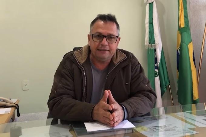 VÍDEO: Virmond - Prefeito Neimar comenta sobre o novo decreto de prevenção ao Covid-19
