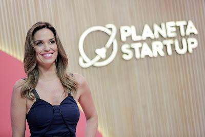 A apresentadora Ana Luísa Medici. Crédito: Kelly Fuzaro/Band