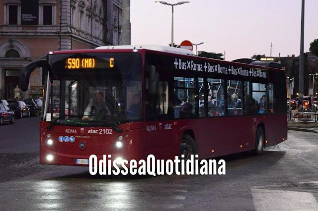 La mobilità a Roma e l'ipotesi di rendere gratuito il trasporto pubblico