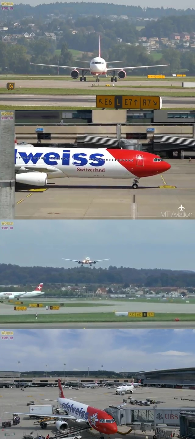 top airports in the world, top ten best airport, best airport in the world, top ten best airport in the world, Zurich Airport