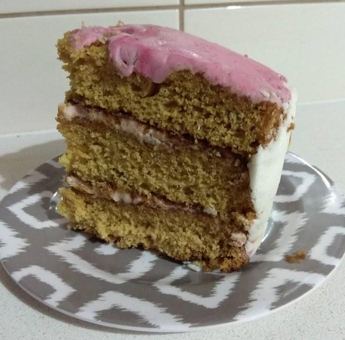 Good Good Gourmet Vegan Chocolate Cake