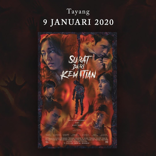 Film Horor Indonesia Tahun 2020 (Surat Dari Kematian)