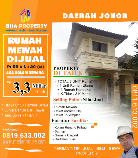 Rumah Mewah daerah Johor