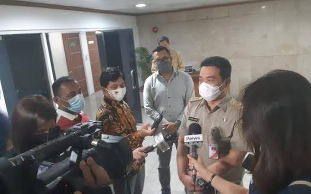 FP1 Dibubarkan, Ini Tanggapan Wakil Gubernur DKI Jakarta Riza Patria
