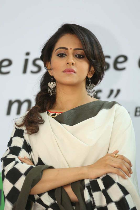 Rakul Preet Singh Stills In White Dress