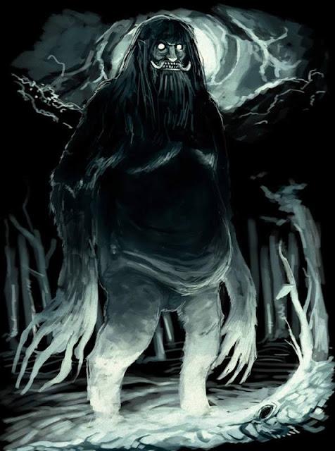 Hantu Genderuwo