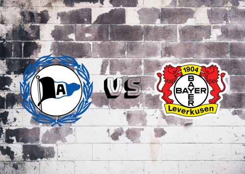 Arminia Bielefeld vs Bayer Leverkusen  Resumen