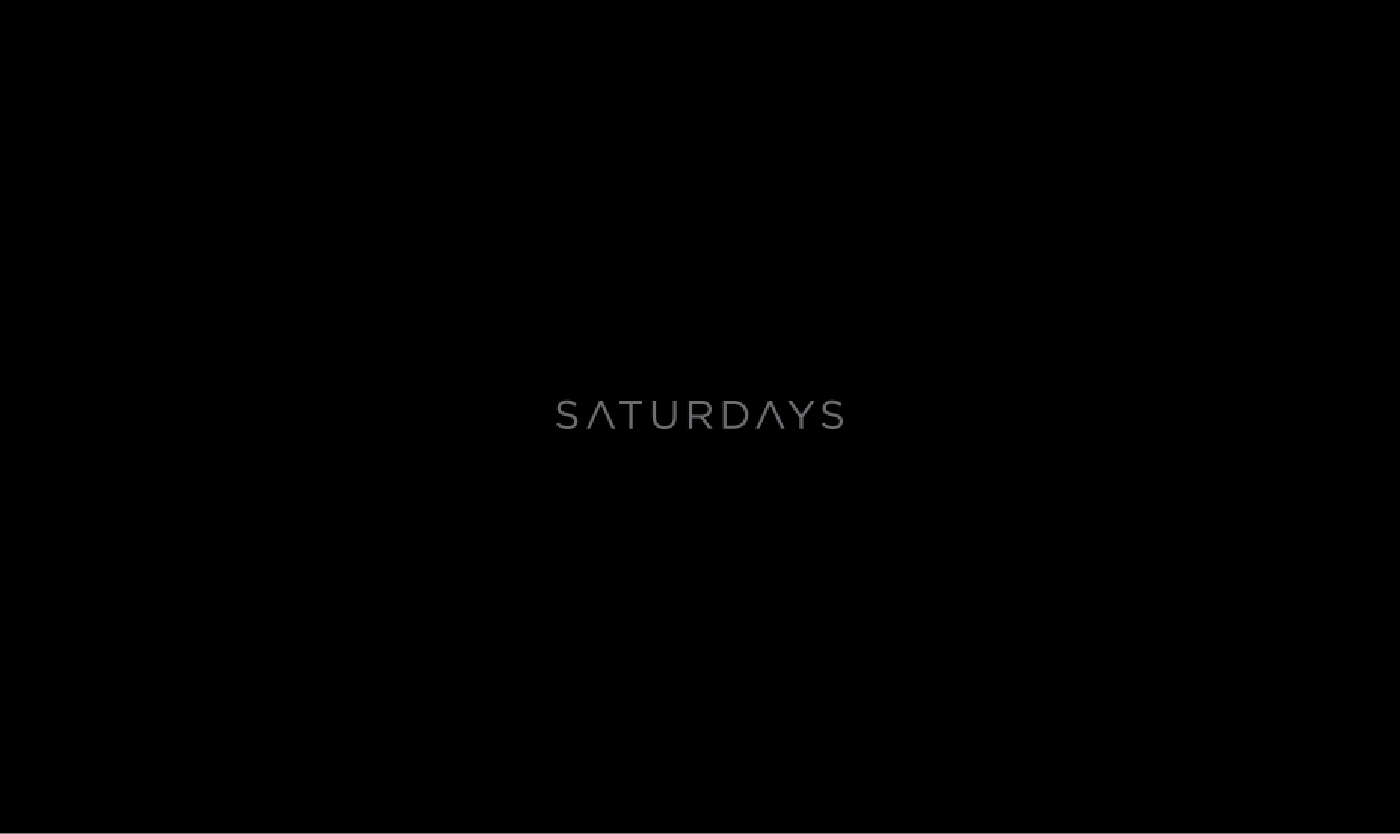 Logo Saturdays
